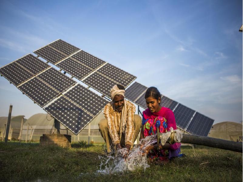 Solar pump (Image Credit - Google)