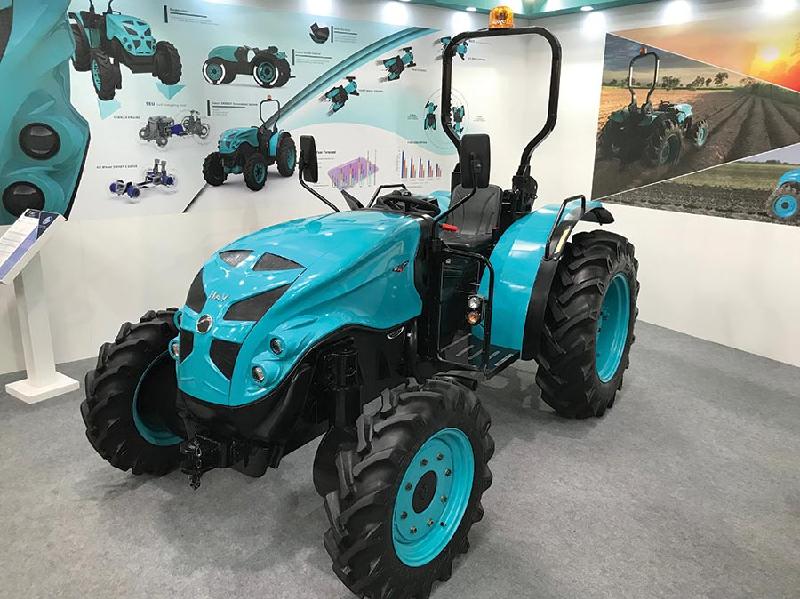 HAV S1 tractor (Image Credit - Google)